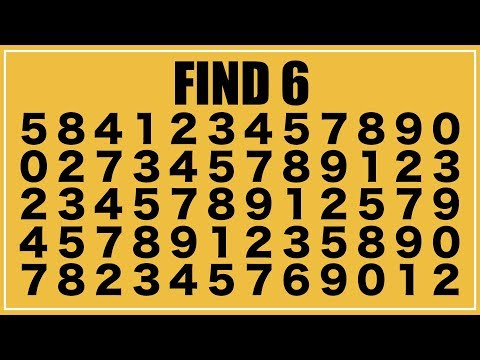 How Good Are Your Eyes? 92% fail |Solve this in 15s|Find the odd one out