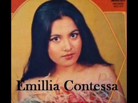 EMILIA CONTESSA THE BEST ALBUM  (TEMBANG KENANGAN INDONESIA)