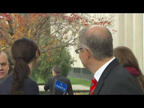 Media pack abandons Morrison to chase Fitzgibbon