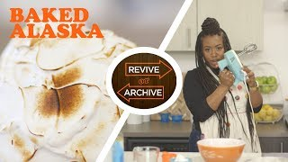 NO ICE CREAM??! Baked Alaska from 1974 feat. Chef John | Revive or Archive