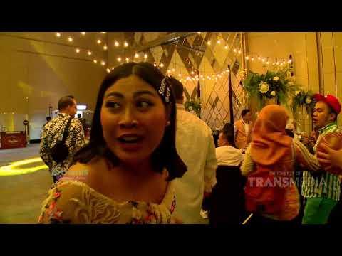 BROWNIS - Waduh Kenta Dateng Telat Malah Langsung Makan Di  Ulang Tahun Ruben Onsu (18/8/19) Part 4
