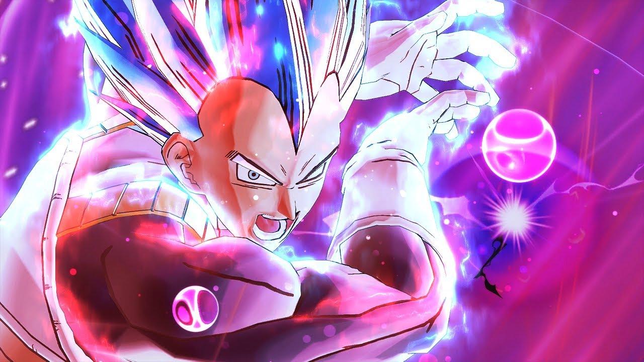 I Made Super Saiyan Blue Kaioken Vegeta In Dragon Ball Xenoverse 2