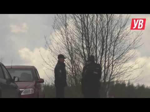 На вичугских кладбищах дежурит полиция. Услышано Вичуга