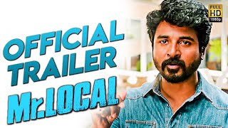 Mr.Local Official Trailer | Sivakarthikeyan, Nayanthara | Hiphop Tamizha | Review & Reaction