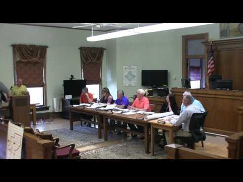 Special Meeting 5-10-17