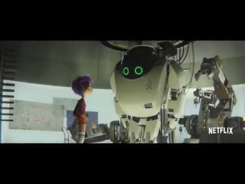 NEXT GEN Extended Trailer (2018) Animation, Netflix Movie HD