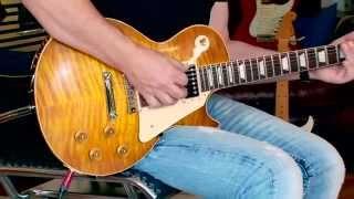 2015 Gibson '59 True Historic,  Part1
