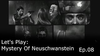 Let's Play - Mystery Of Neuschwanstein - Ep.08 - Finale(Hello! Today I am playing Mystery of Neuschwanstein. It is a point and click adventure game based in a fictionalized version of a real place! There's only one ..., 2015-02-26T21:00:00.000Z)
