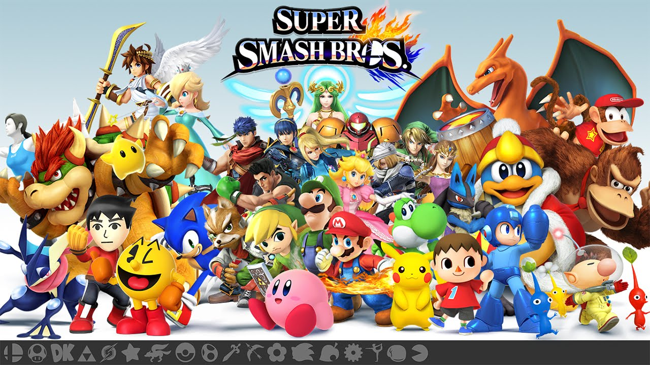 super smash bros 4 3ds nintendo eshop download youtube