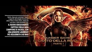 Hunger Games - Il canto della rivolta p. 1 - Il film completo è su CHILI! (teaser italiano)