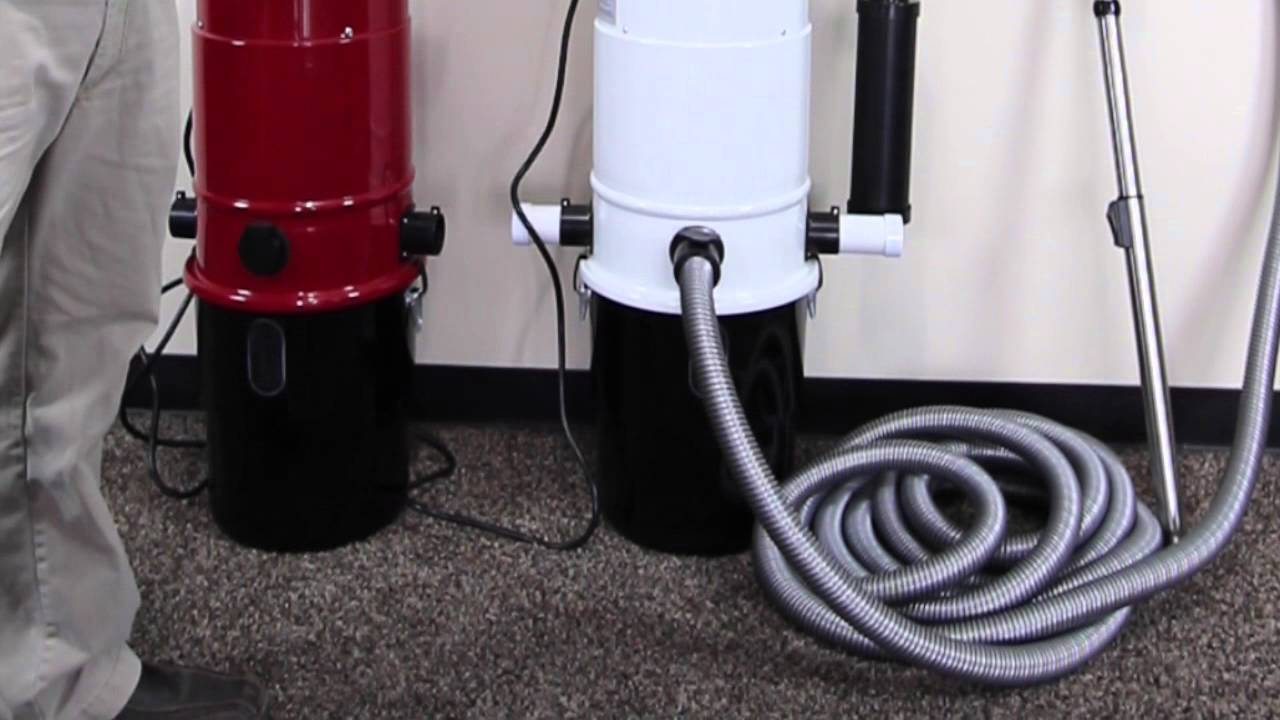 make your central vacuum the most powerful vacuum  [ 1280 x 720 Pixel ]