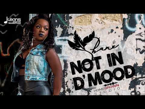 Shani Richards - Not In D' Mood