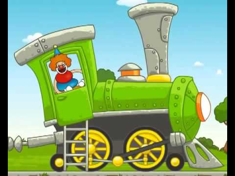 Развивающий мультфильм для детей от 0 до 3 лет развивающий мышление