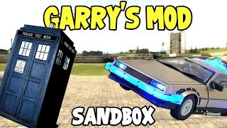 GMOD Sandbox - The Ultimate Time Machine!