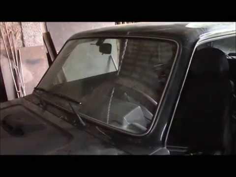 Frontscheibe ausbauen - YouTube