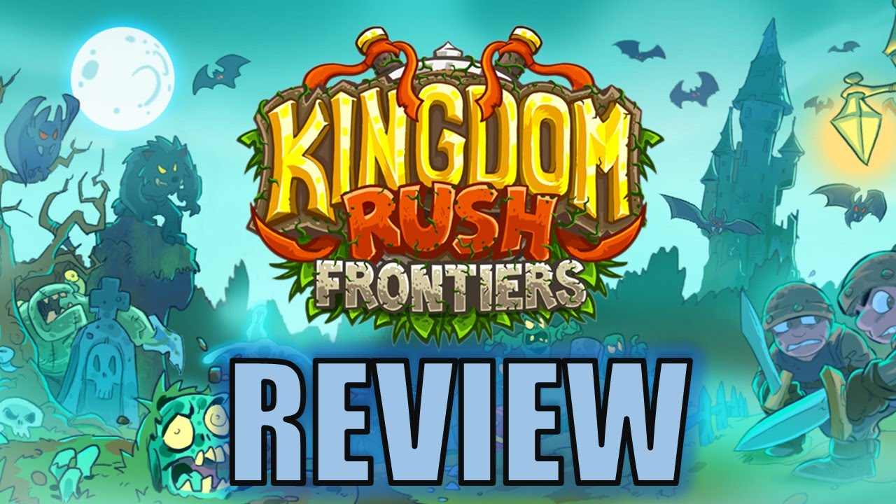 Kingdom rush frontiers review - Kingdom Rush Frontiers Review Steam Edition