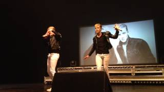 Jedward Melbourne: Aussie rendition of