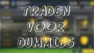 TRADEN VOOR DUMMIES! - DUTCH FIFA 15 WEB APP