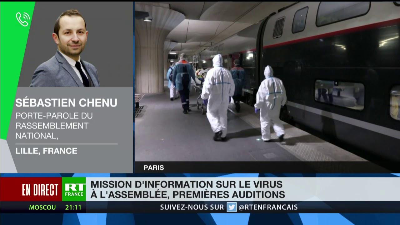 Coronavirus : «Le gouvernement n'a pas anticipé, a infantilisé, et a menti aux Français»