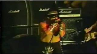 Red Hot Chili Peppers Roseland Ballroom 1991 - Suck My Kiss
