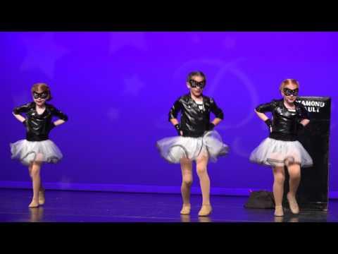 Addy Dances to Jailhouse Rock