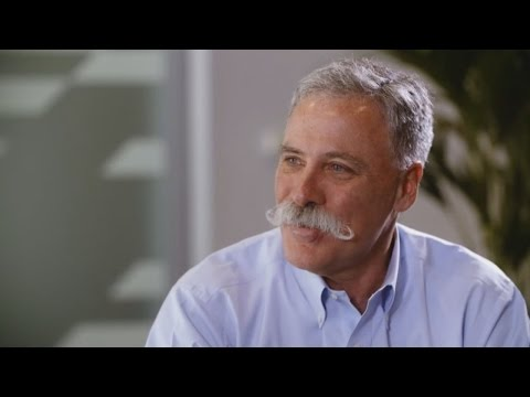Channel 4 - 2017 Russian Grand Prix - Chase Carey Interview
