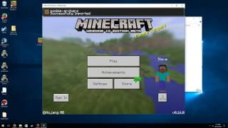 how to install addons behavior packs on minecraft windows 10 edition