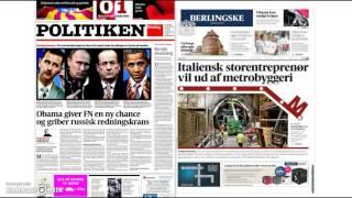 Avisens historie og avisformater