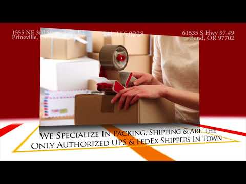 Shipping and Mailing Service in Bend, Oregon | Pack, Ship & More