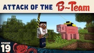 Minecraft :: Crane Power! :: Attack of the B-Team E19