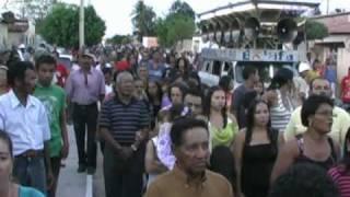 Festa de Nossa Senhora do Rosário 2009 - Parte 1 - Remanso Bahia