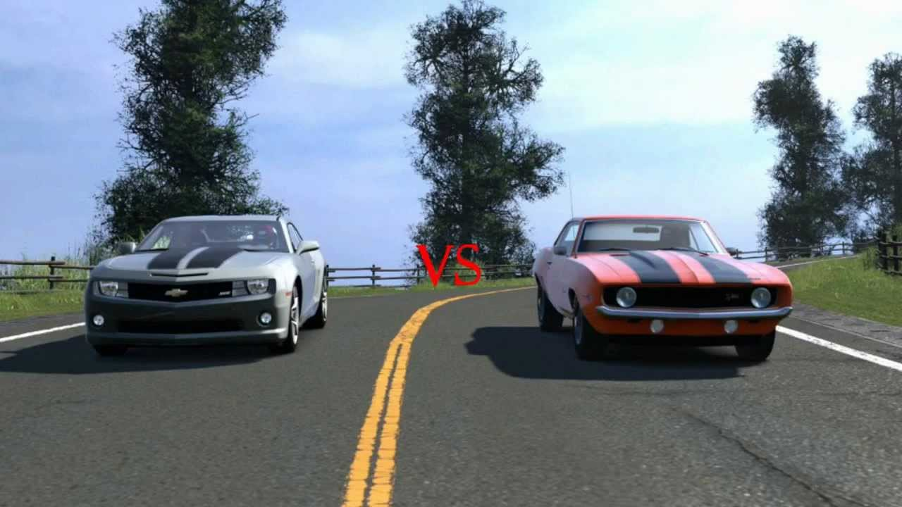 GTA 5 - Drag Races - Old Cars VS New Cars.mp4 - YouTube