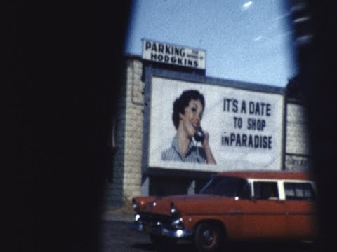 1958, PARADISE CA, For The Town That Lost Almost Everything