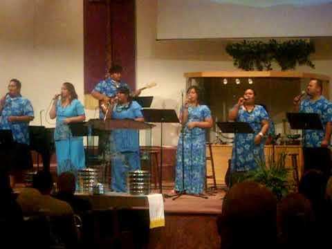Colorado Springs Samoan Church of the Nazarene Praise & Worship Team