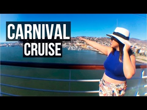 Carnival Cruise Diary 2016