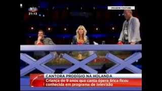 Amira Willighagen - Portugal TV - November 2013