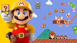 Super Mario Maker - The Final Boss