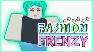 """🤣 de Fashion Show TERGAGAL"" Roblox Indonesia (FASHION FRENZY)"