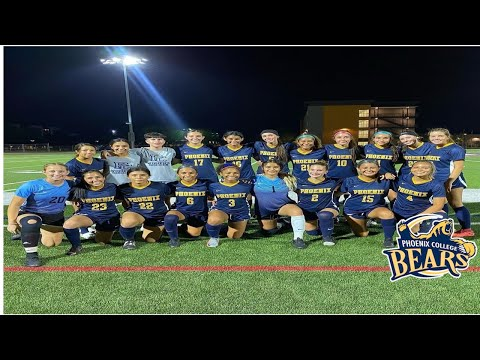 2021 Women's Soccer At Phoenix College Vs Pima College   NJCAA Region I Soccer Championship Game