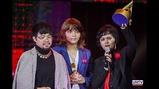 Morisette at IV of Spades, big winner sa 4th Wish Music Awards kagabi