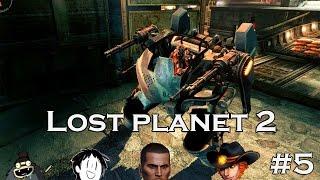 MECH WAR! | Lost planet 2 - Part 5