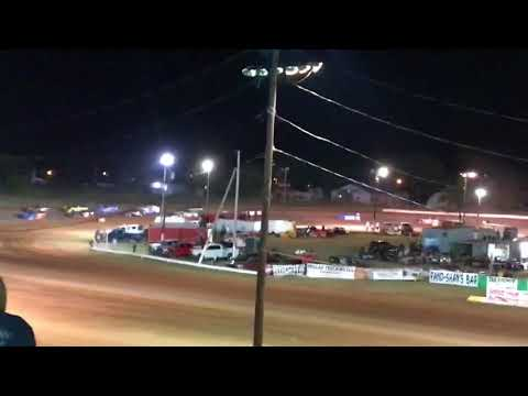 Enid Speedway 9/9/17 - dirt track racing video image