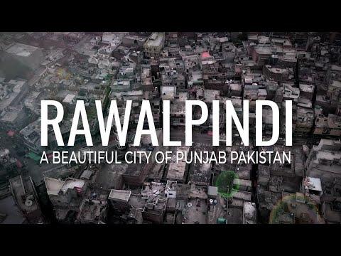 RAWALPINDI راولپِنڈى | A Beautiful City of Punjab Pakistan