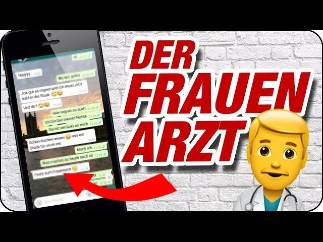 FLIRTEN MIT DEM FRAUENARZT? WTF?! 👨⚕️ Chat Analyse ✅
