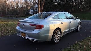 2017 Buick Lacrosse – Redline: First Impressions