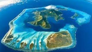 TIME LAPSE, bora bora island