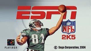 ESPN NFL 2K5 FRANCHISE