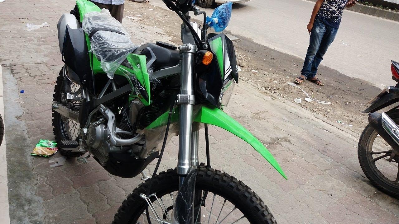 Kawasaki KLX 150 BF 2017 Price