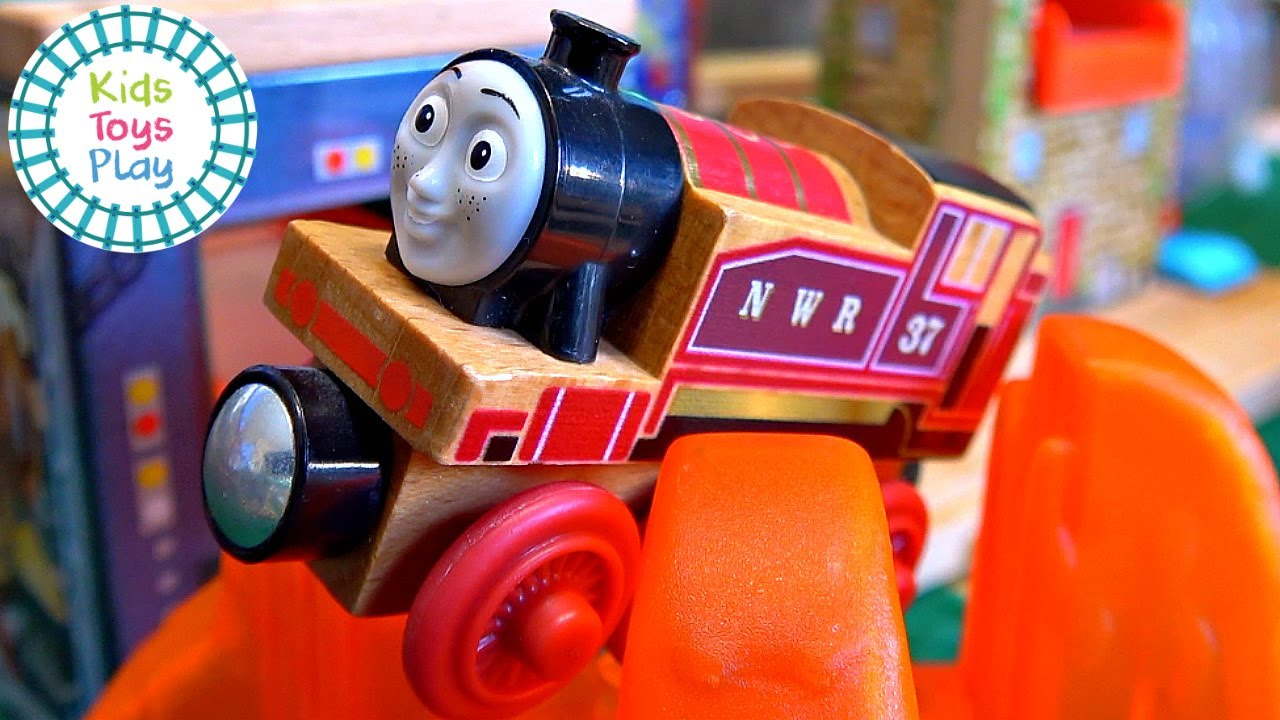 Thomas the Tank Engine Rosie is Red   Thomas and Friends Full Episodes Season 22