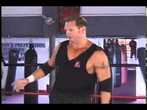 Ultimate Pro Wrestling Training Vol 1